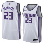 Maillot Sacramento Kings Ben McLemore #23 Association 2018 Blanc
