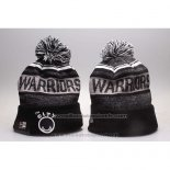 Bonnet Golden State Warriors Noir Gris