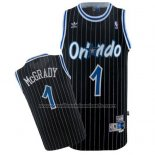 Maillot Orlando Magic Tracy McGrady #1 Retro Noir