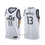 Maillot Utah Jazz Tony Bradley #13 Association Blanc