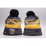 Bonnet Golden State Warriors Bleu Jaune Gris