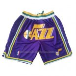 Short Utah Jazz Just Don Volet