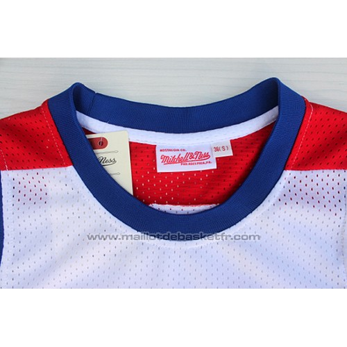 Maillot All Star 1980 Julius Erving #6 Blanc