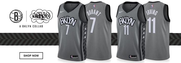 Maillot Brooklyn Nets