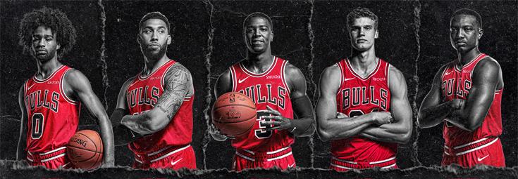 >Maillot Chicago Bulls