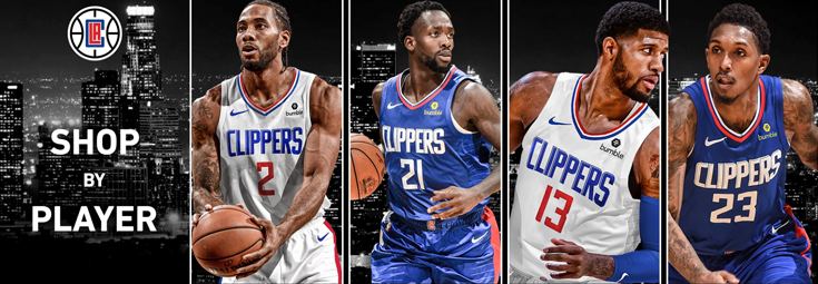 Maillot Los Angeles Clippers