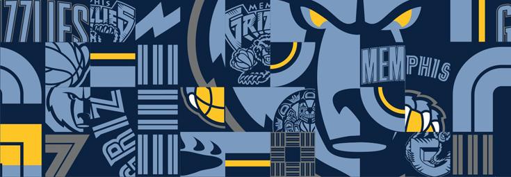 Maillot Memphis Grizzlies