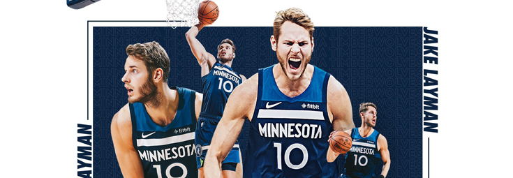 Maillot Minnesota Timberwolves