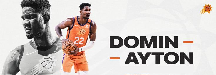 Maillot Phoenix Suns