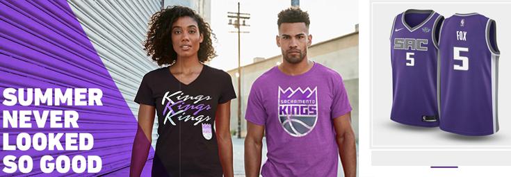 Maillot Sacramento Kings